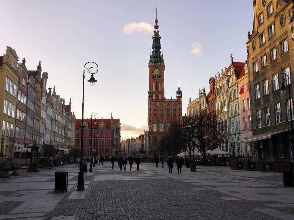 Main Town Hall, Gdansk, Poland