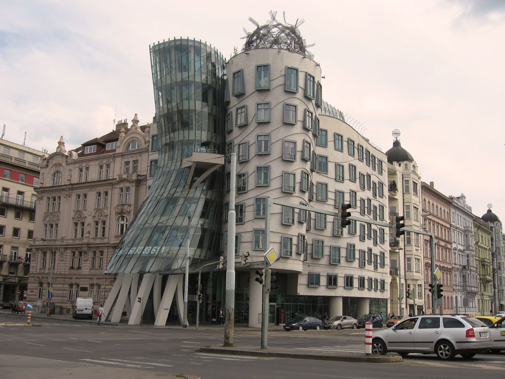Dancing House, Prague, Czechia